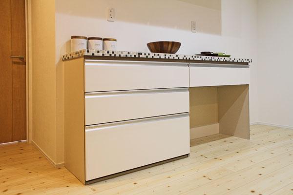 キッチン調理台
